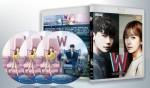 蓝光连续剧 25G 【W-两个世界】韩剧 3碟