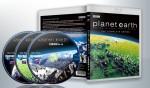蓝光电影 BD50G 【地球脉动 第一季】上 3碟