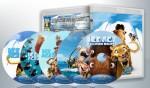 蓝光电影 BD50【冰河世纪 / 冰川时代 1-5】5碟