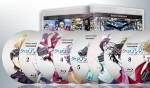 蓝光卡通 25G【CROSS ANGE 天使与龙的轮舞】卡通 8碟 正式版