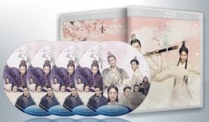 蓝光连续剧 25G【小女花不弃】林依晨 国剧 4碟