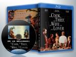 蓝光电影 25G 16519 【厨师 窃贼 他的妻子和她的情人 / 情欲色香味】1989