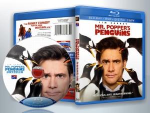 蓝光电影 BD50【波普先生的企鹅】2011