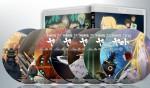 蓝光连续剧 25G【宇宙战舰大和号2199 (TV版) 宇宙戦艦】2013卡通 7碟 正式版
