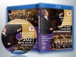 蓝光电影 25G 17042 【2021年维也纳新年音乐会】