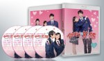 蓝光连续剧 25G 《一吻定情之爱在东京 1-2部》 正式版 8碟