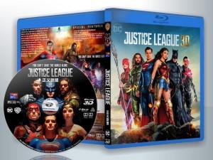 蓝光电影 50G 《正义联盟3D》 2017  DC宇宙开始