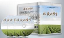蓝光连续剧 25G 《收获的季节》 3碟  2014