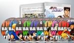 蓝光卡通 25G 《黑子的篮球第1季》 正式版 9碟 +国配